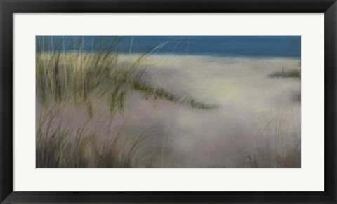 Framed Sea Oats One Print