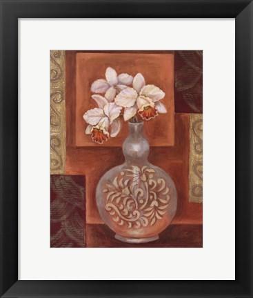 Framed Orchid II - Mini Print