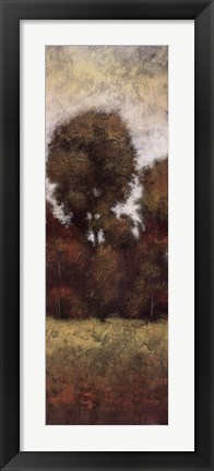 Framed Wilds II Print