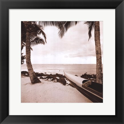 Framed Paradise Found III Print