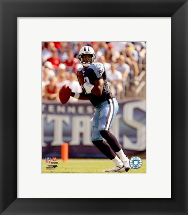 Framed Vince Young - 2007 Action Print
