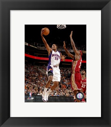 Framed Raja Bell 2007-08 Action Print
