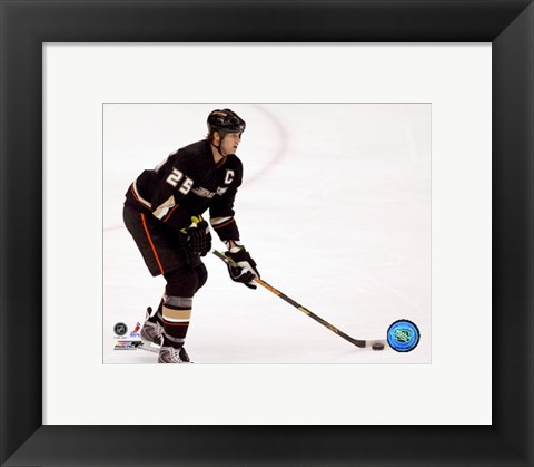 Framed Chris Pronger 2007-08 Action Print