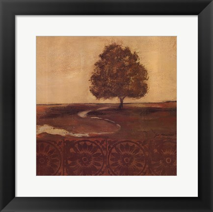 Framed Autumn Single Print