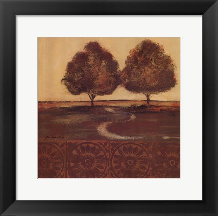 Framed Autumn Duo Print
