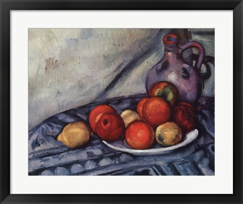 Framed Still Life Print