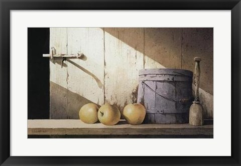Framed Apple Butter Print