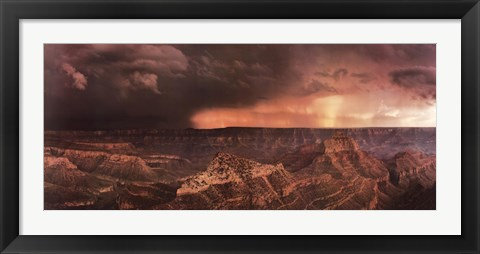 Framed Cape Royal Storm Print