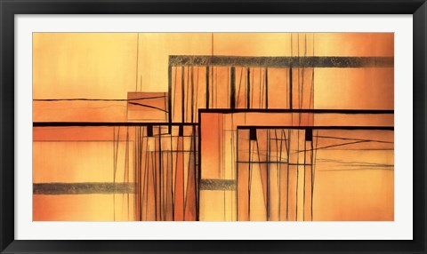 Framed Art and Architecture Print