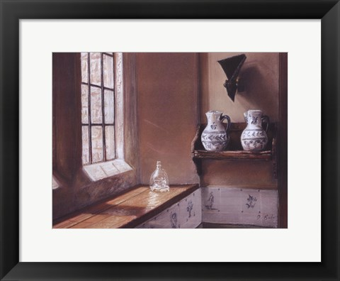 Framed Morning Light #4 Print