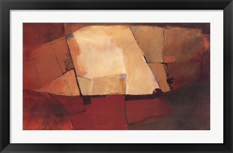 Framed Daily Abstract Print