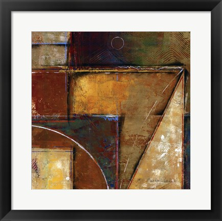 Framed Feats Of Engineering 122 Print