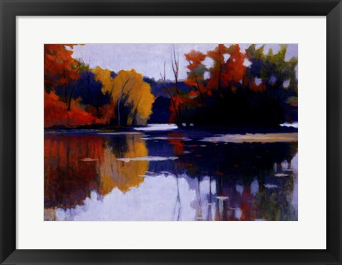 Framed Perfect Autumn Print