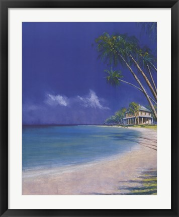 Framed Bahama Cove Print