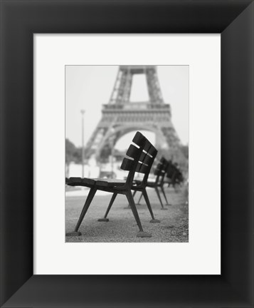 Framed Rendezvous A Paris Print