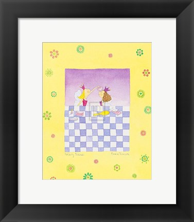 Framed Felicity Wishes Xxxiv Print