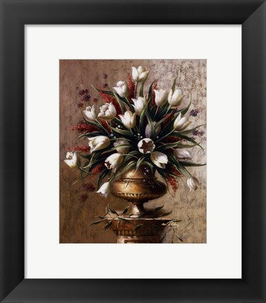 Framed Spring Expressions ll Print