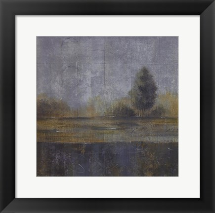 Framed Stormy Weather IV - Special Print
