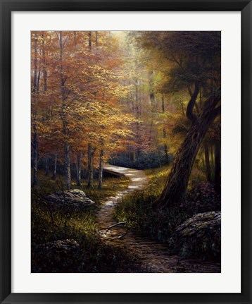 Framed Aspen Beauty Print