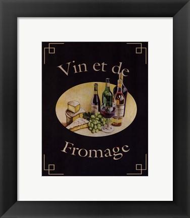 vin et de fromage artwork by catherine jones at. Black Bedroom Furniture Sets. Home Design Ideas