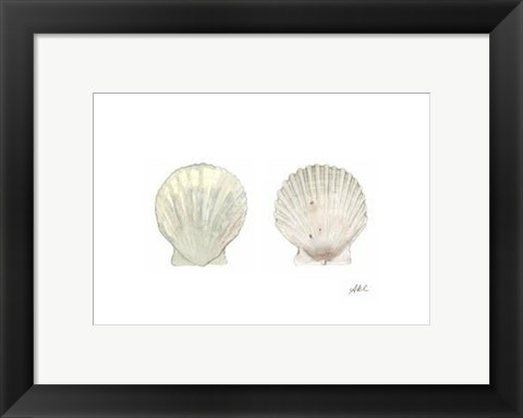Framed Tidal Treasure IV Print