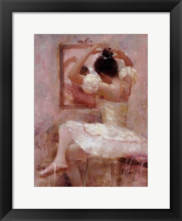 Framed Reflective Moment Print