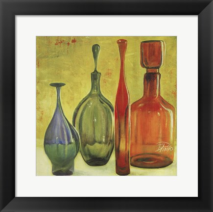 Framed Murano Glass III Print