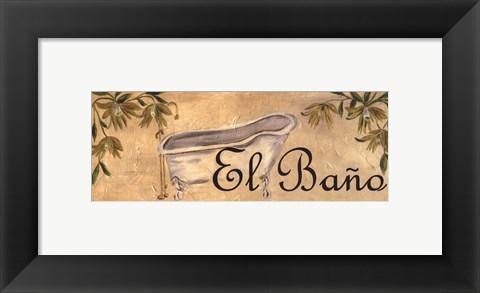 Bath series el bano artwork by debbie dewitt at for Patakha bano food mat