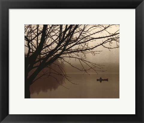 Framed Quiet Seclusion I Print