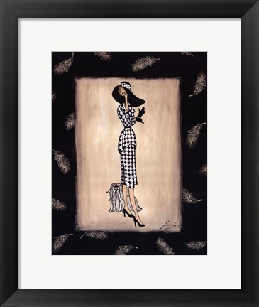 Framed tapp - City Chic Print