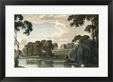 Framed Bridwell Estate Print