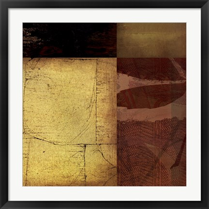 Framed Contempo Antiope I Print