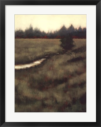 Framed Lazy River II Print