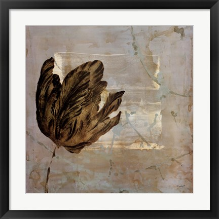 Framed Tulip Dream II Print