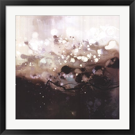Framed Constellations II Print