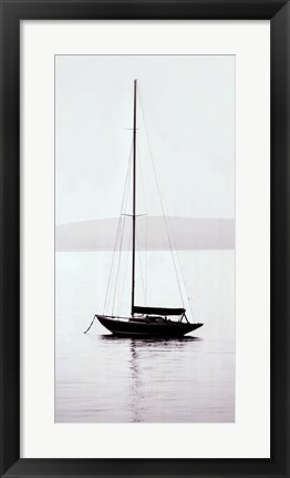 Framed Still Waters I Print