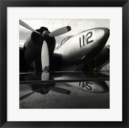 Framed Propeller Print