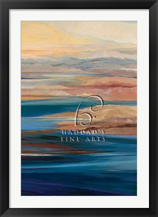 Framed Lake Powell III Print