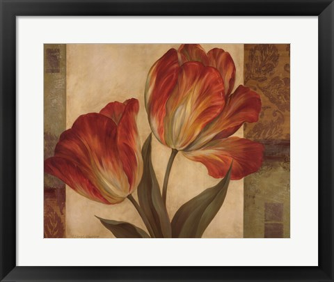 Framed Memories of Sienna II - mini Print