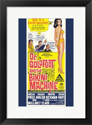 doctor goldfoot and the machine