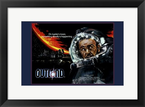 Framed Outland Print