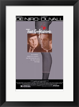 Framed True Confessions Print