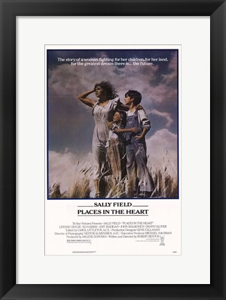 Framed Places In The Heart Print