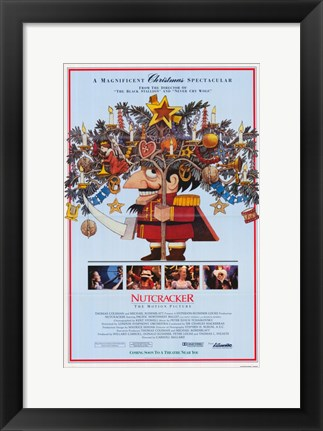 Framed Nutcracker: The Motion Picture Print