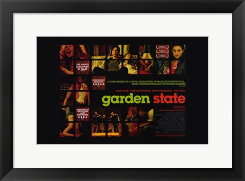 Garden State Scenes Poster By Unknown At
