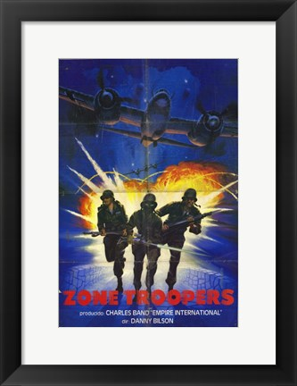 Framed Zone Troopers Print