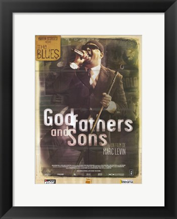 Framed Godfathers and Sons Print