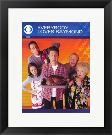 Framed Everybody Loves Raymond Print