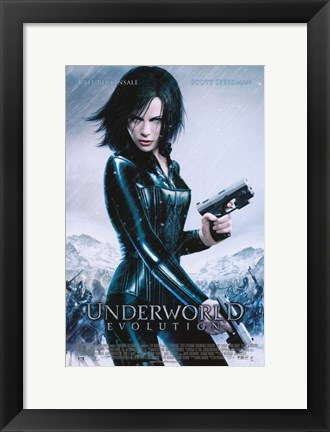 Framed Underworld: Evolution, c.2006 Print