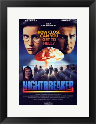 Framed Nightbreaker Print